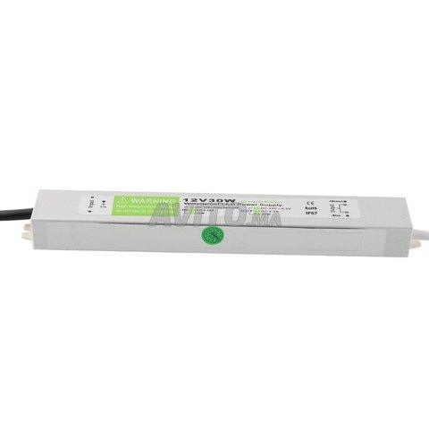 Transformateur 12v 30w ip67 Etanche - 3