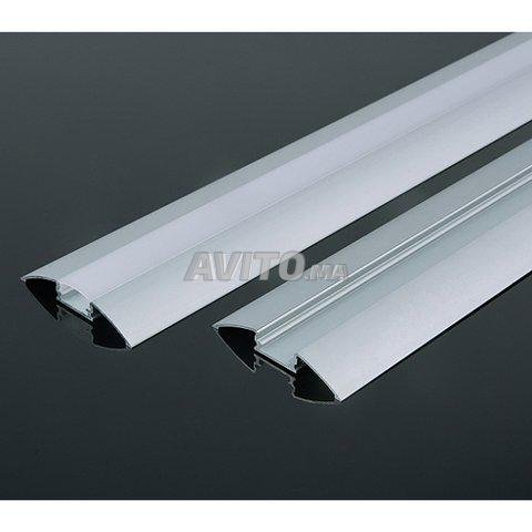 Profilé LED aluminium encastrable  - 1
