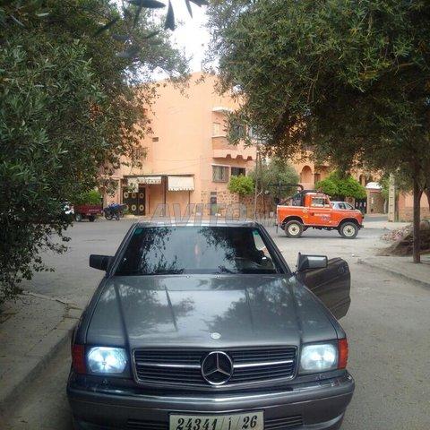 Mercedes 500  - 1