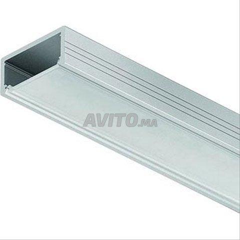 Profilé LED aluminium apparent PR0016 - 6