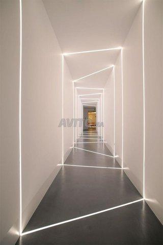 Profilé LED aluminium apparent PR0016 - 8