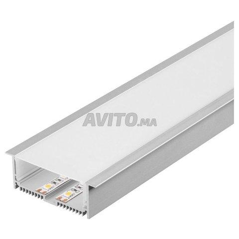 Profilé LED aluminium suspendue PR020 - 2