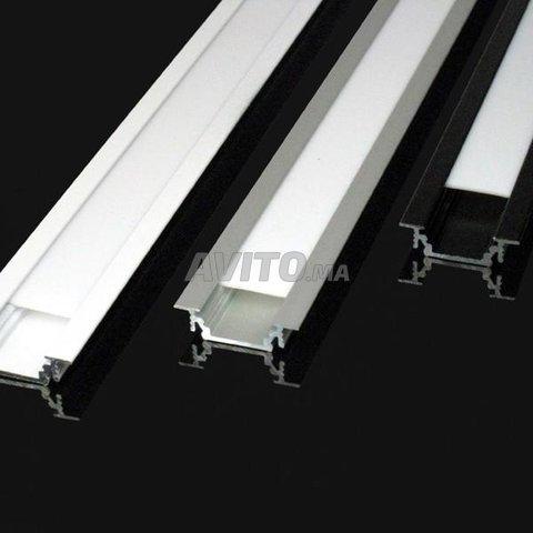 Profilé LED aluminium suspendue PR020 - 3