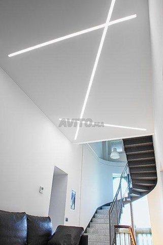 Profilé LED aluminium suspendue PR020 - 7