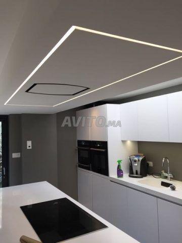 Profilé LED aluminium suspendue PR020 - 8