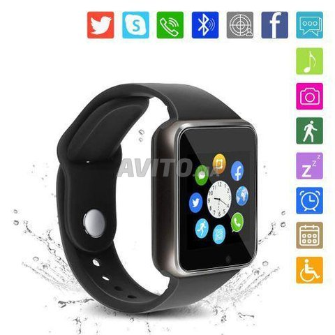 Bluetooth Smart Watch - 1