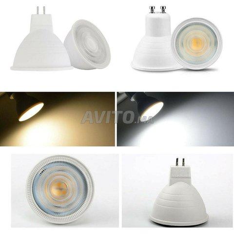 Ampoule(spot) 7W GU10 220V - 4