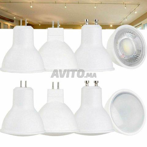 Ampoule(spot) 7W GU10 220V - 6