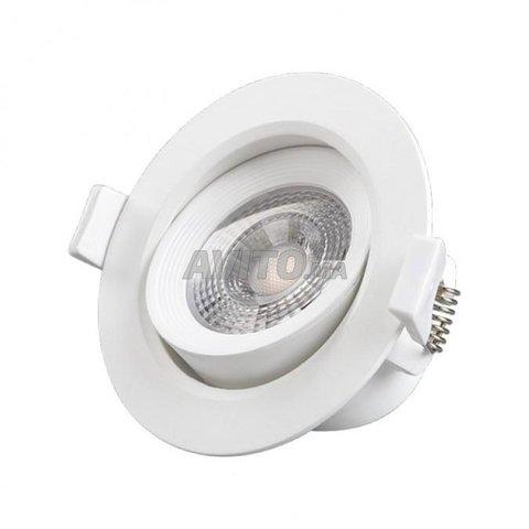 Ampoule(spot) 7W GU10 220V - 8