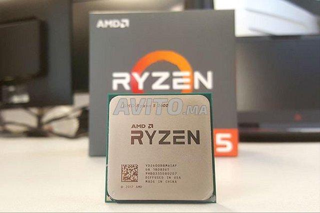 PC GAMER AMD RYZAN 5 3600 (GTX 4GB ) - 5