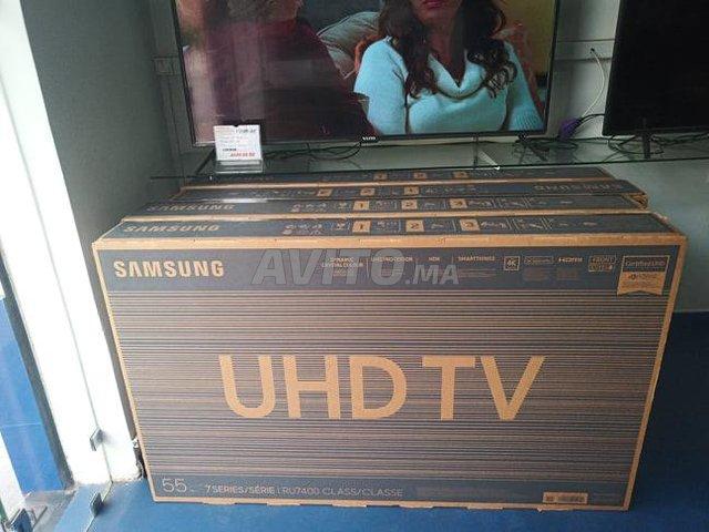 Samsung 65RU7475 Crystal Smart Uhd 4k Tc Magic - 4