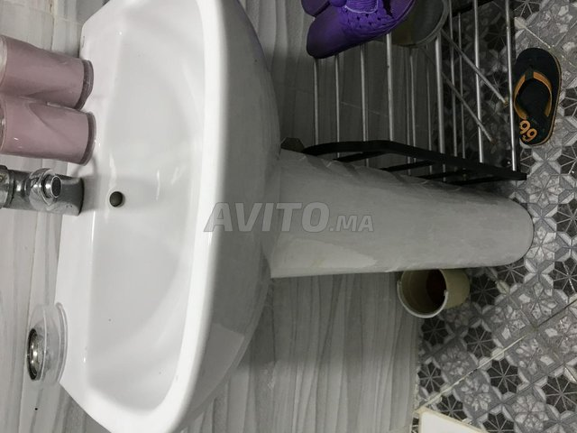Lavabo salle de bain neuf  - 4