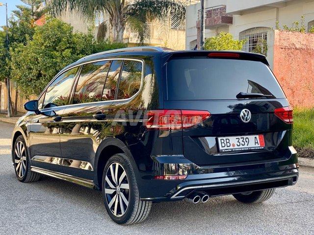 Voiture Volkswagen Touran 2018 au Maroc  Diesel  - 4 chevaux