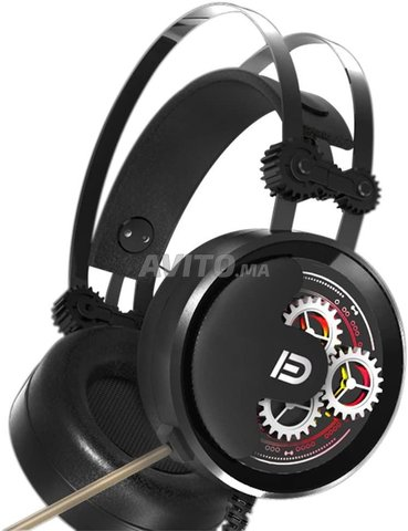 Casque Gamer X9  - 1