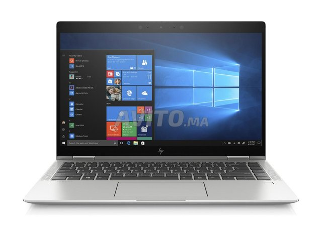 HP EliteBook x360 1040 G6 i7-8665u 512G 16G Neuf - 4
