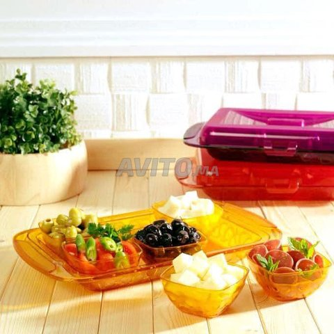 LUNA BREAKFAST & SNACK SET 6 PIECES - 1