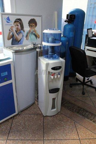 distributeur fontaine eau tri fonction avec bonbon - 1