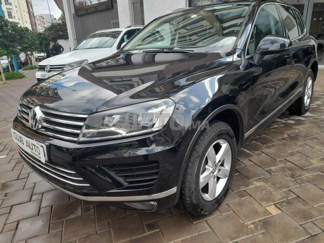 Voiture Volkswagen Touareg 2017 au Maroc  Diesel  - 12 chevaux