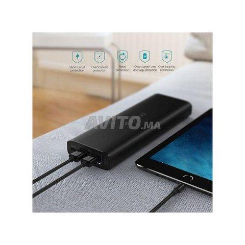 PowerBank mAh 45W USB C PD pour MacBook - 6