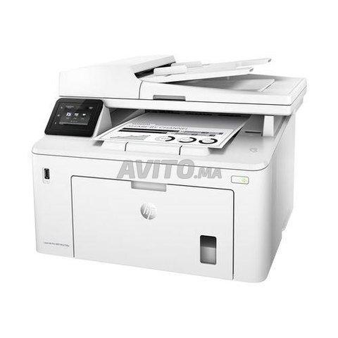 Laser Jet Pro MFP M227fdw - Imprimante WIFI- Blanc - 1
