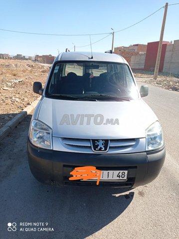Voiture Peugeot Partner 2006 au Maroc  Diesel