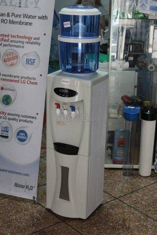 fontaine d'eau froide chaude filtrante  à Rabat  - 1