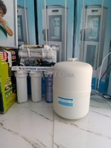 Filtre à eau 5 étapes American  - 3