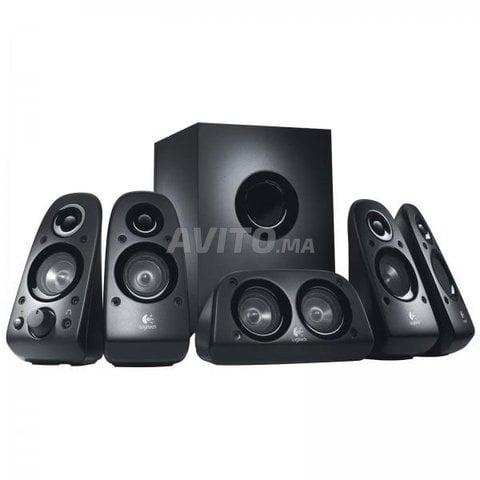Logitech z506 Speaker System - 1