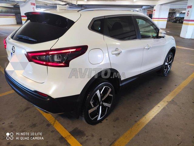 Voiture Nissan Qashqai 2019 au Maroc  Diesel  - 6 chevaux