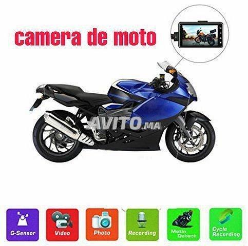 X11 Camera moto Full HD avec télécommande - 1