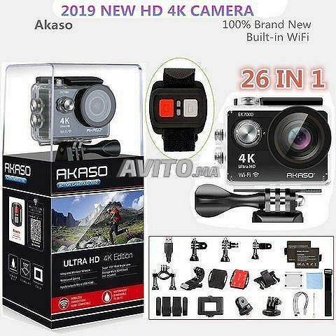 X11 Camera moto Full HD avec télécommande - 4