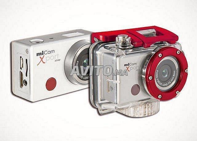 X11 Camera moto Full HD avec télécommande - 5