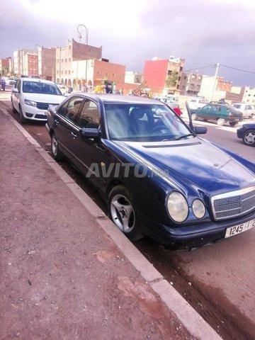 Voiture Mercedes benz 220 1997 au Maroc  Diesel  - 9 chevaux