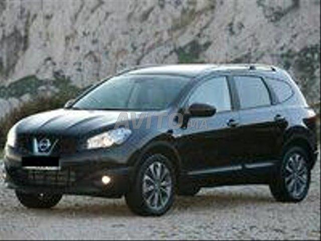 Voiture Nissan Qashqai 2014 au Maroc  Diesel  - 8 chevaux
