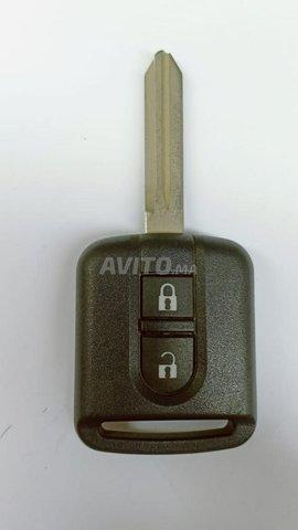 Adaptation de clés Nissan à rabat promo - 1