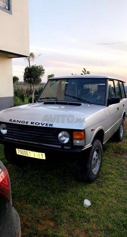 Voiture Land rover Range rover 1990 au Maroc  Diesel