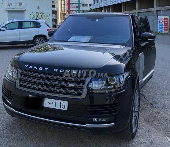 Voiture Land rover Range rover 2016 au Maroc  Diesel
