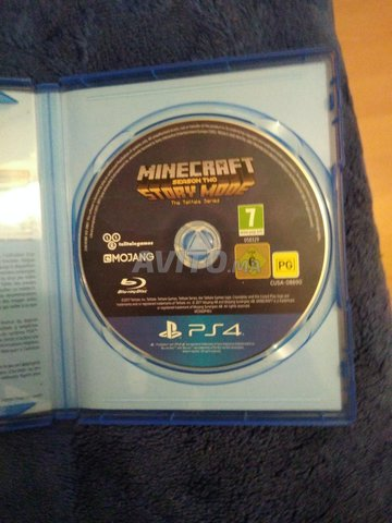 Minecraft Story mode PS4 - 2