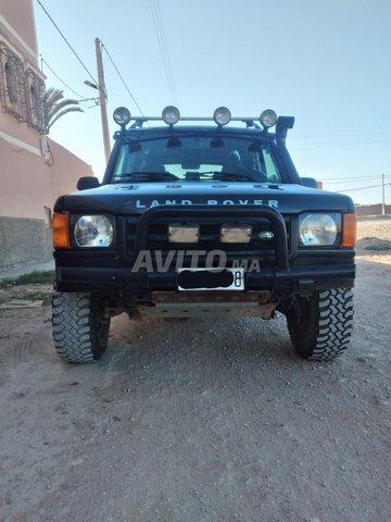 Voiture Land rover Discovery 2002 au Maroc  Diesel  - 10 chevaux