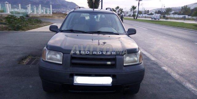 Voiture Land rover Freelander 2000 au Maroc  Diesel  - 8 chevaux