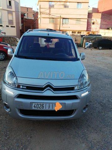 Voiture Citroen Berlingo 2013 au Maroc  Diesel  - 6 chevaux