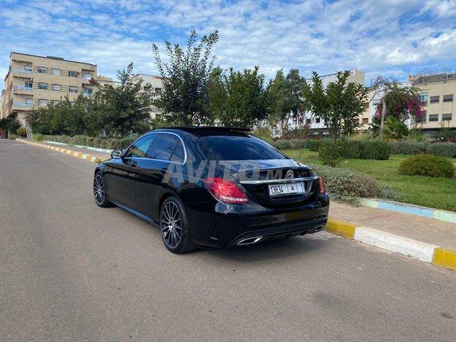 Voiture Mercedes benz 220 2015 au Maroc  Diesel  - 9 chevaux