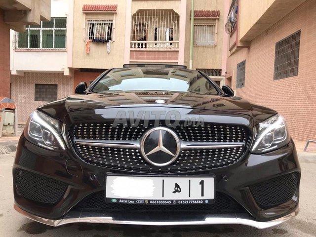 Voiture Mercedes benz Classe c 2014 au Maroc  Diesel  - 9 chevaux