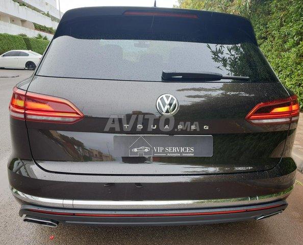 Voiture Volkswagen Touareg 2020 au Maroc  Diesel  - 12 chevaux