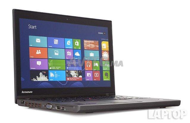 Laptop LenovoThinkpad X240 i5 bon état - 5
