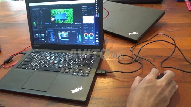 Laptop LenovoThinkpad X240 i5 bon état - 2