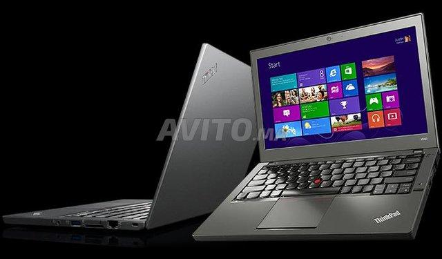 Laptop LenovoThinkpad X240 i5 bon état - 4