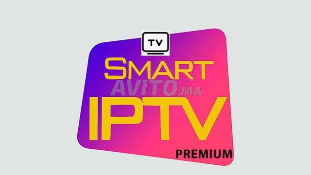 Serveur IP-TV & FULL-HD 4K 12 MOIS FILMS SÉRIES  - 1