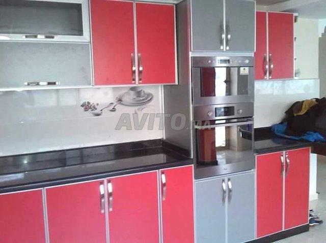 cuisines équipées et menuiserie aluminium  - 7