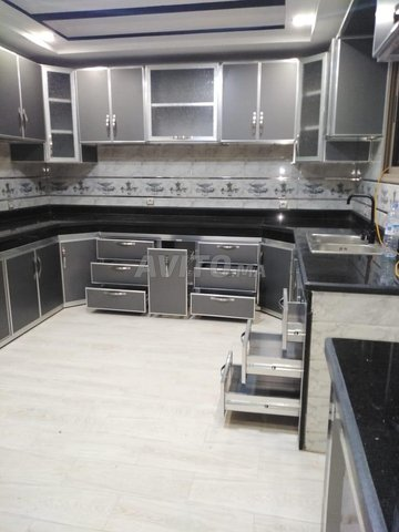cuisines équipées et menuiserie aluminium  - 8